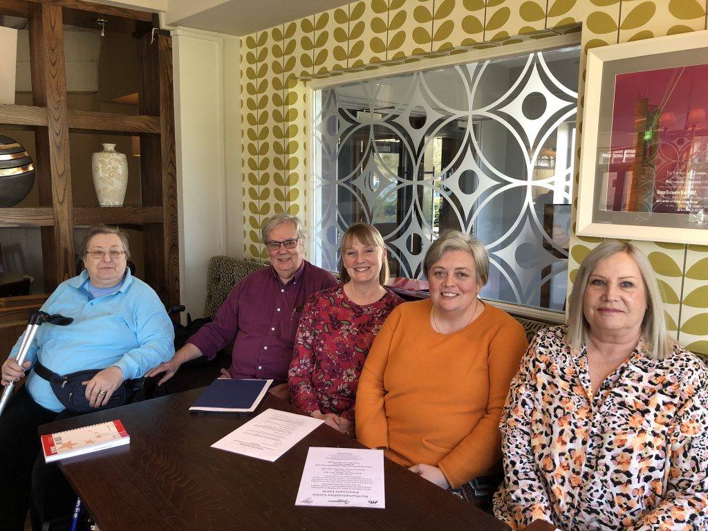 Carers' Voice meeting March 2020